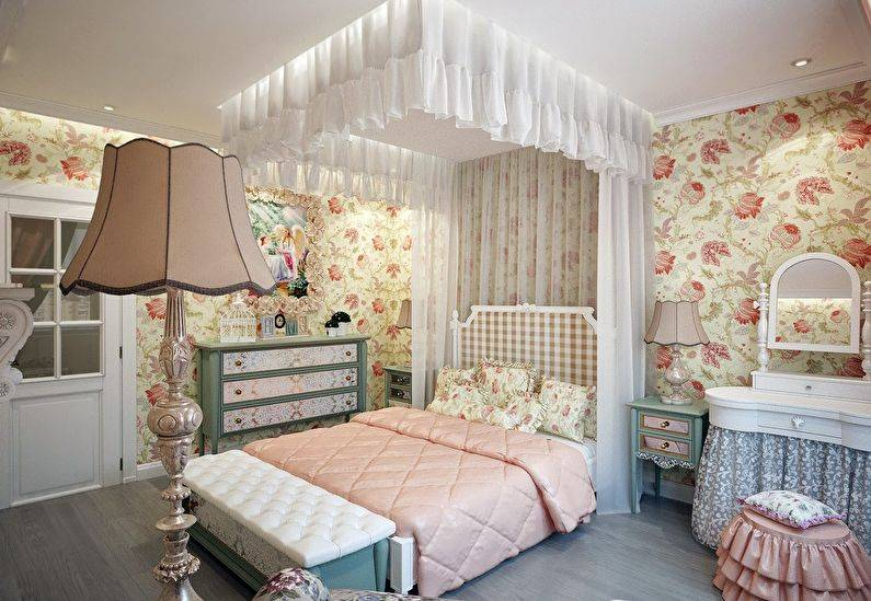 Кухня в стиле прованс: 110 лучших дизайн проектов с использование текстиля и декора, фото