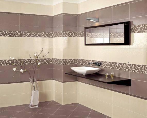 Как класть плитку в ванной правильно / zonavannoi.ru