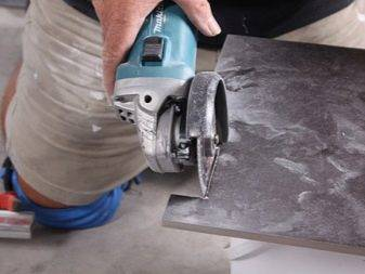 Как резать плитку стеклорезом: 3 важных этапа при проведения работ
