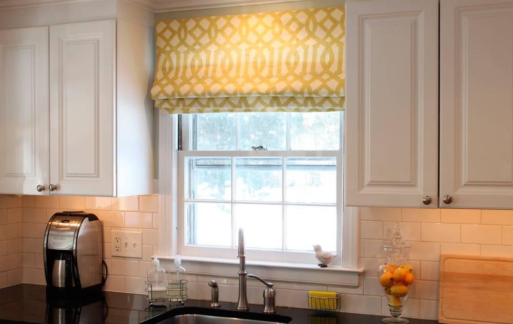 Римские шторы на пластиковые окна: фото, цена, выбор, установка