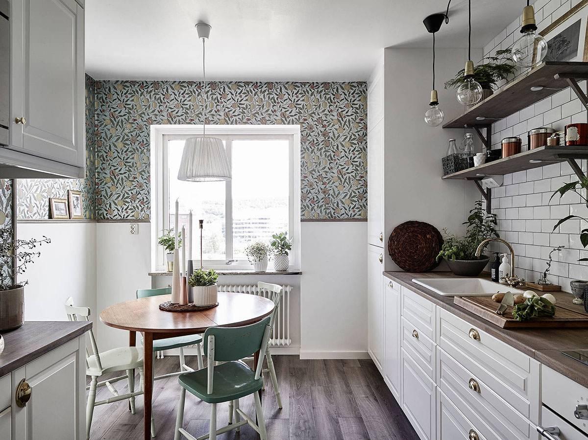 Дизайн маленькой кухни 2020: (45 фото): современные идеи и новинки, подборка лучших интерьеров