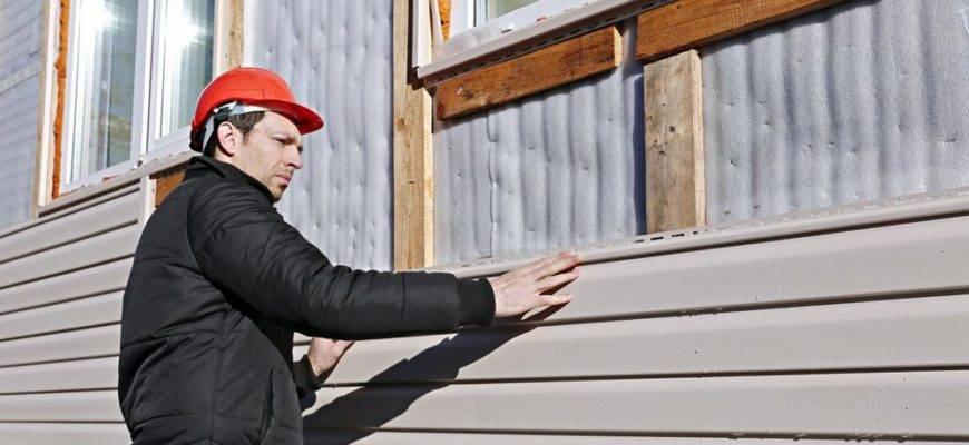 Установка сайдинга на потолок — moisaiding.ru