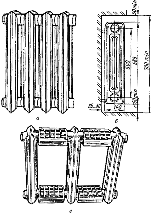 Мс-140-500, радиатор чугунный: характеристики, обзор, виды и отзывы