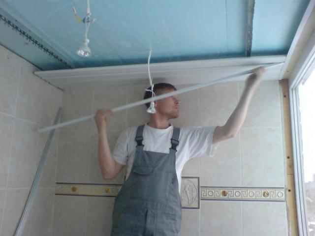 Панели пвх для потолка - виды, характеристики и варианты применения