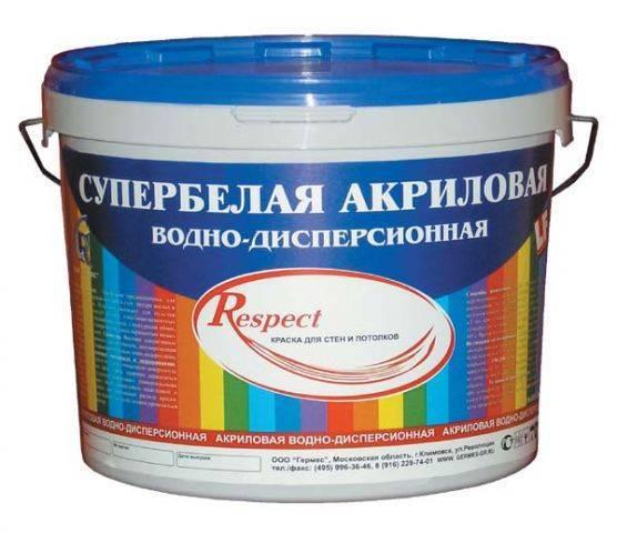Чем отличается водоэмульсионная краска от вододисперсионной | в чем разница