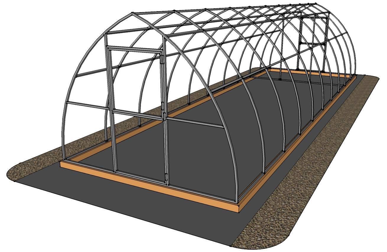 Теплица из поликарбоната своими руками (100 фото): фундамент и сборка, как сделать домашних условиях, тонкости установки