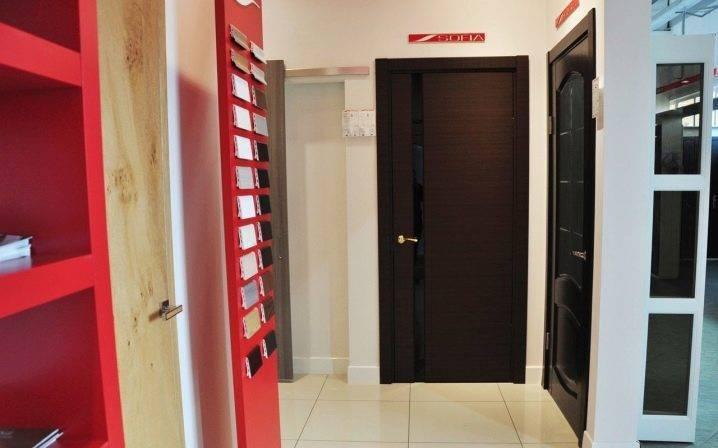 Грамотный выбор складных межкомнатных дверей
