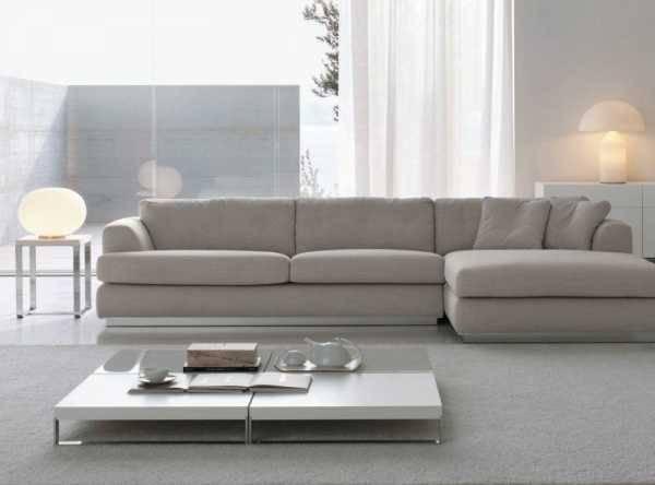Модульные диваны для гостиных со спальным местом: виды, преимущества, правила выбора