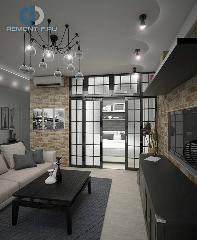 Дизайн балкона в стиле лофт: 15 фото интерьера