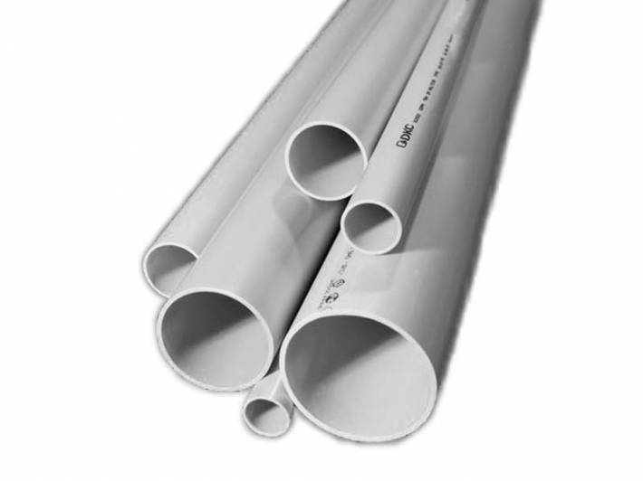 Винипластовые трубы диаметра 25 мм, 50 мм, 16 мм по гост