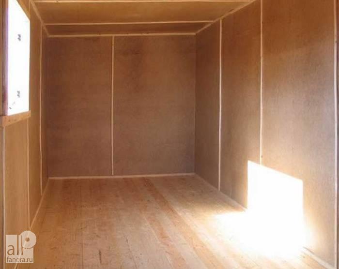 Отделка стен фанерой: преимущества способа, выбор материала и осуществление монтажа