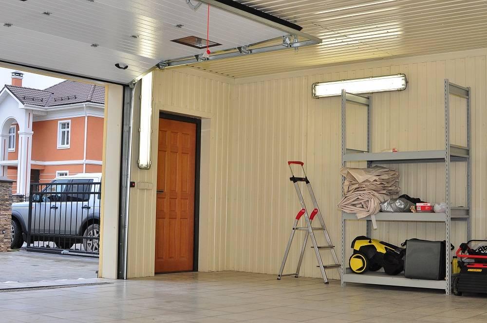 Как правильно сделать проводку в гараже своими руками, схема и монтаж