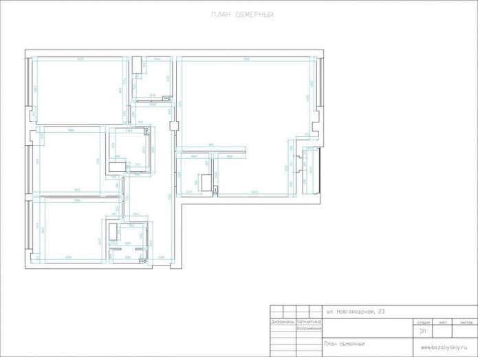Дизайн квартиры 100 кв. м. [70+ фото] планировки, идеи оформления