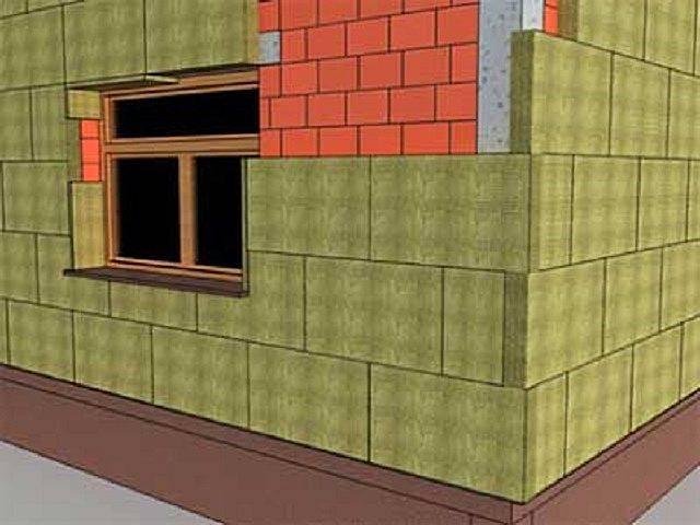 Утепление фасада пенопластом своими руками: технология работ по утеплению дома снаружи пенопластом
