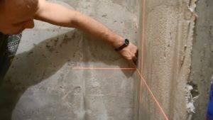 Выравнивание стен в квартире самостоятельно: способы и пошаговые технологии