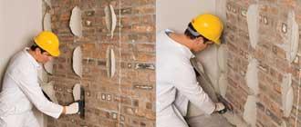 Клей для гипсокартона: какой монтажный клей выбрать для гкл, как крепить материал к стене, чем клеить к поверхности, продукция perlfix