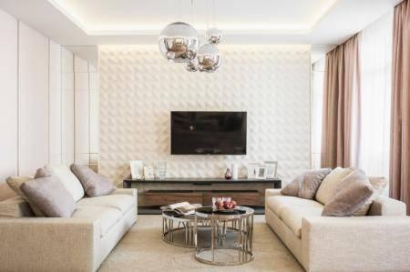 Потолки из гипсокартона (80 фото) – дизайн потолков для разных комнат