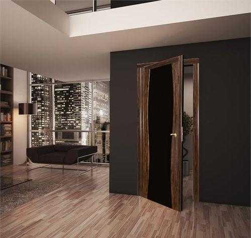 Подбор межкомнатных дверей к ламинату по цвету