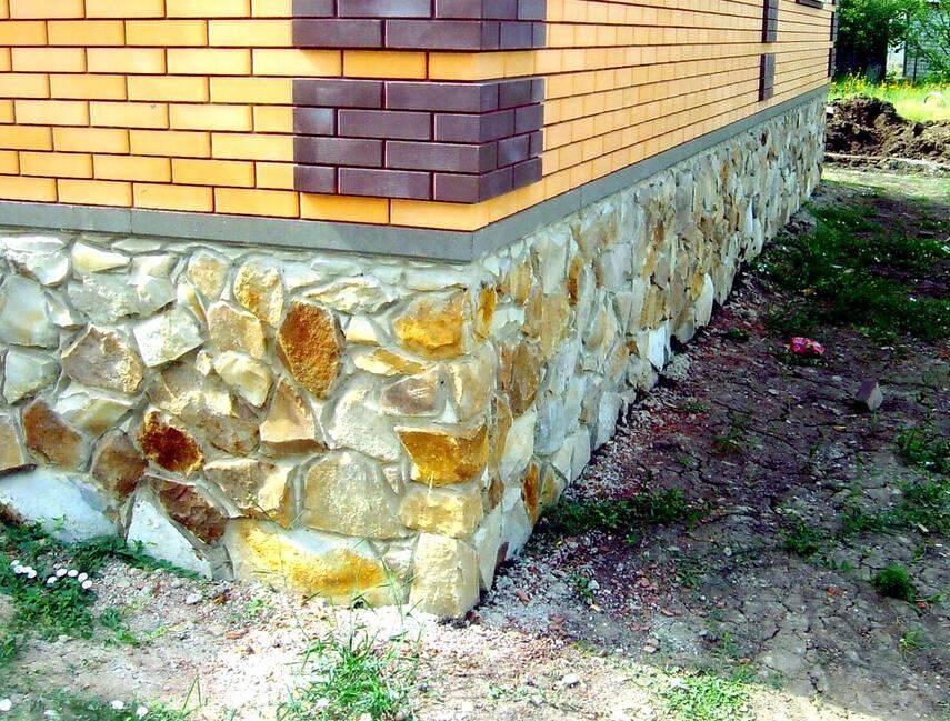 Бутовый фундамент для дома ⋆ смело строй!