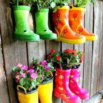 Идеальные уличные вазоны для цветов своими руками: идеи декора, пошаговые инструкции, рекомендации по выбору материала и полезные советы от мастеров | крестик