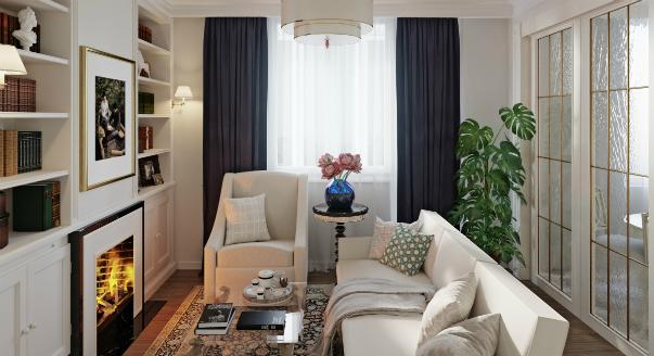 Как правильно расставить мебель в зале, какие варианты и вариации расстановки использовать