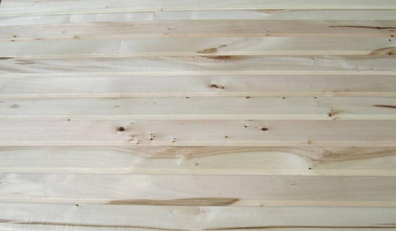 Вагонка из осины: производство осинового материала, размеры термоосины сортов экстра и b, панели длиной 4 метра, отзывы