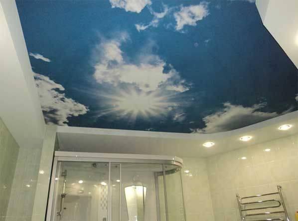 Натяжной потолок своими руками: пошаговая инструкция по установке и демонтажу с фото и видео