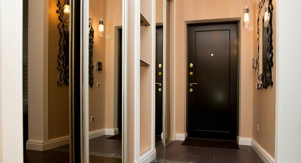 Как подобрать дверь, виды надежных входных конструкций особенности выбора материала в квартиру