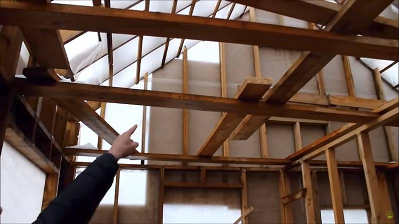 Топ-5 ошибок при строительстве каркасного дома