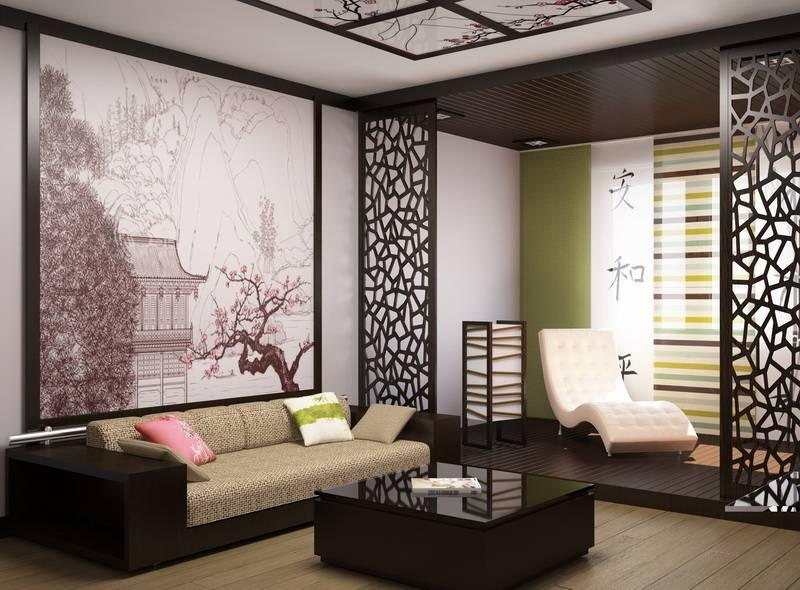 Спальня в японском стиле – идеальное место для отдыха и релаксации