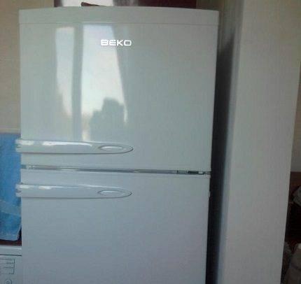 Выбор лучших моделей встраиваемых холодильников ноу фрост марок liebherr, ariston