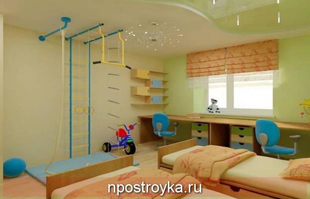 Потолок в детской комнате: 75 фото в интерьере, идеи для девочки или мальчика