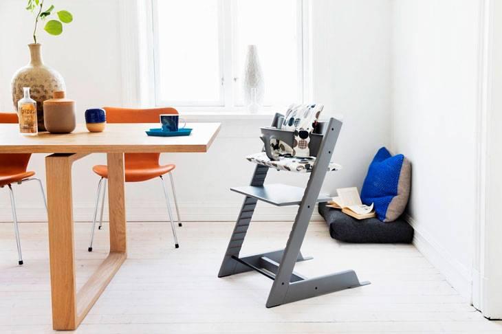 Какой высоты должны быть детский стол и стул?