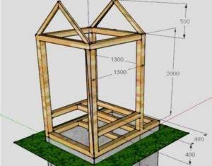 Как сделать туалет своими руками - 125 фото и видео инструкция по постройке туалета