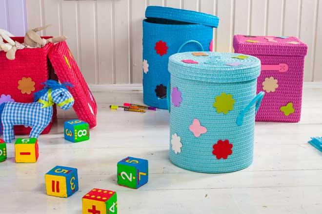 Ящик для хранения игрушек своими руками: пошаговая инструкция