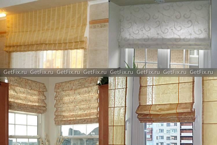 Как крепить рулонные шторы на пластиковые окна с видео