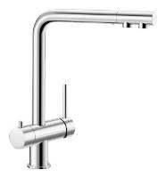 Преимущества кухонных смесителей с подключением к фильтру с питьевой водой