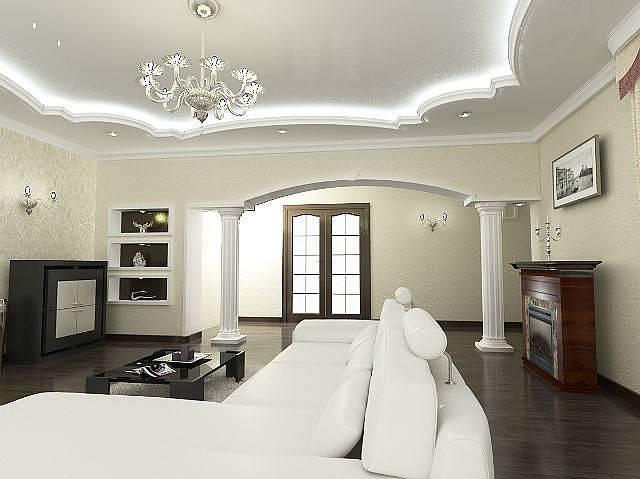 Эркер в интерьере гостиной комнаты — основные принципы дизайна