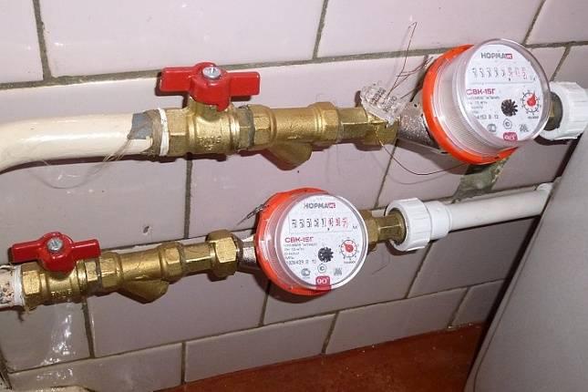 Как правильно установить счетчик воды в квартире своими руками: пошаговая инструкция