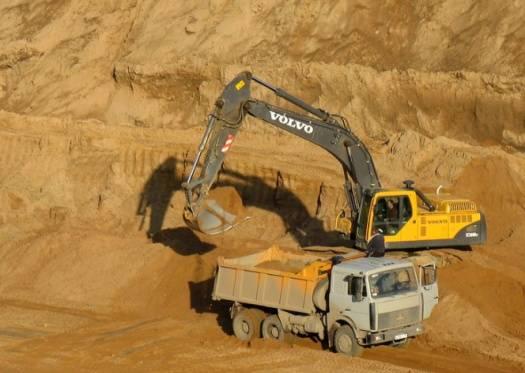 Классификация строительного песка: все что нужно знать