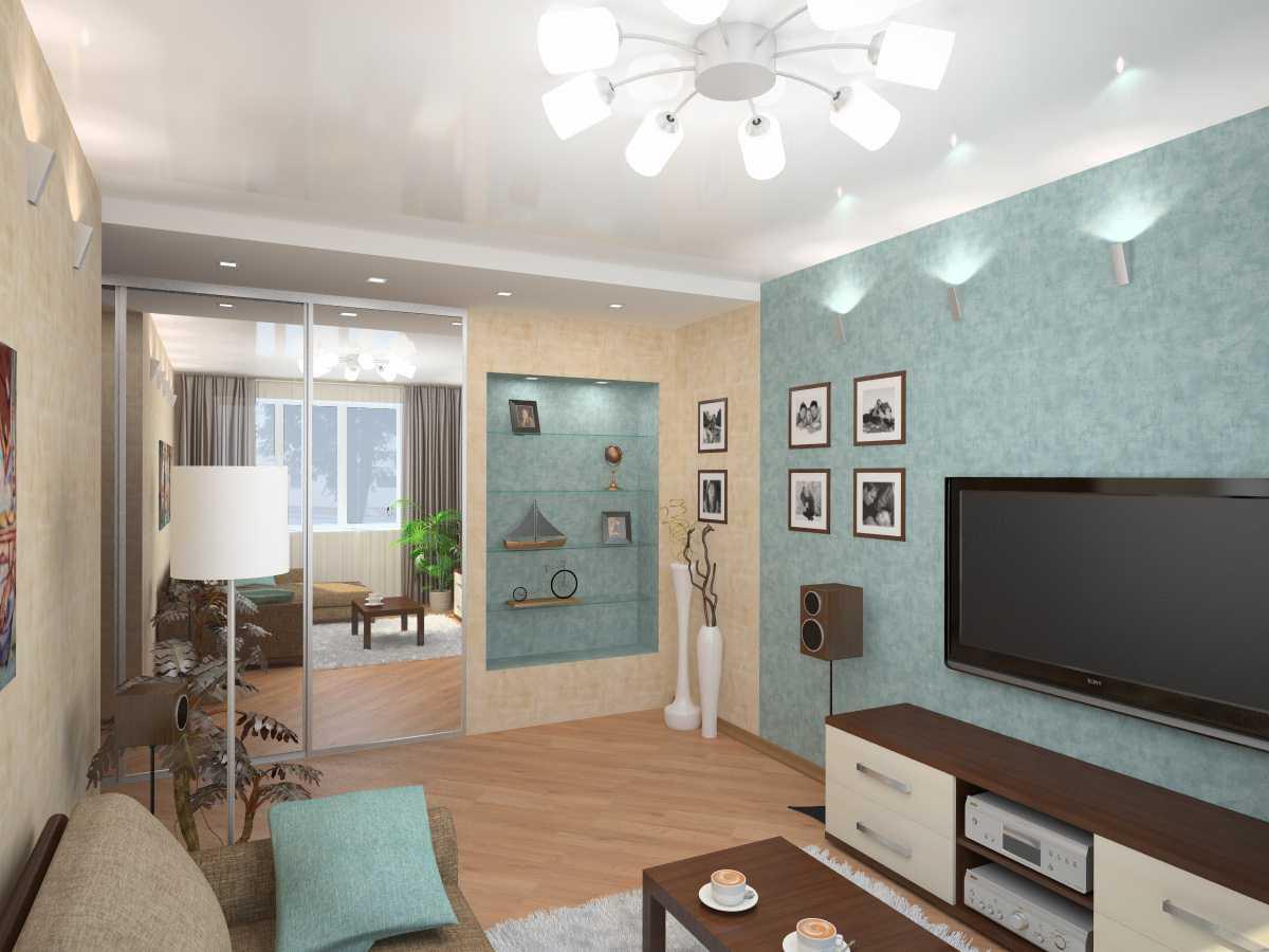 Современный интерьер гостиной в светлых тонах — 50 фото примеров