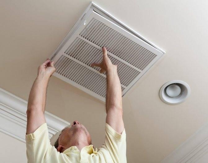 Вентиляция в ванной и туалете: расчет производительности и монтаж вытяжки