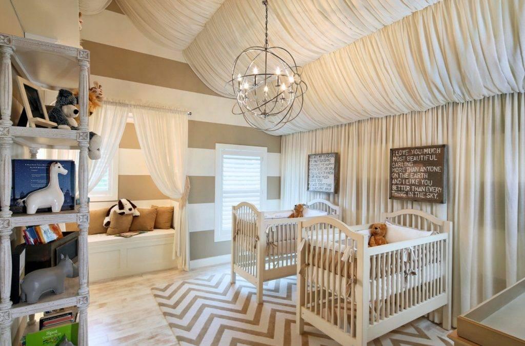Натяжные потолки в детской комнате: лучшие фото и варианты дизайна