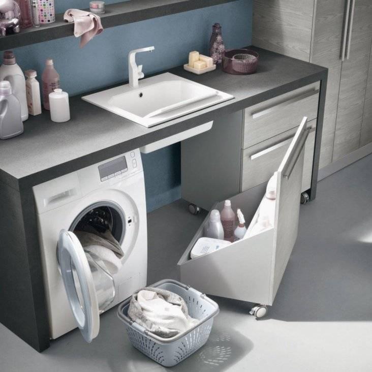 Топ-10 лучших стиральных машин под раковину 2021 года в рейтинге zuzako
