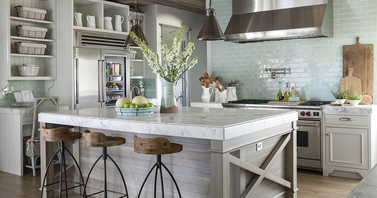 Дизайн маленькой кухни 2020 года - современные идеи по обустройству кухни (200 реальных фото + инструкция)