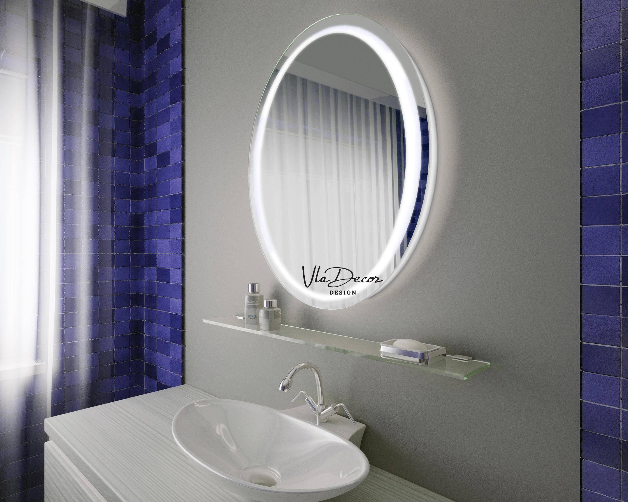 Зеркало в ванную - полезные советы и рекомендации экспертов по выбору зеркал