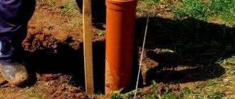 Столбчатый фундамент из асбестовых труб своими руками: видео