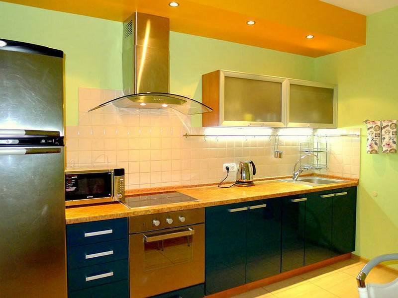 Элитный дизайн кухни: стилевые особенности