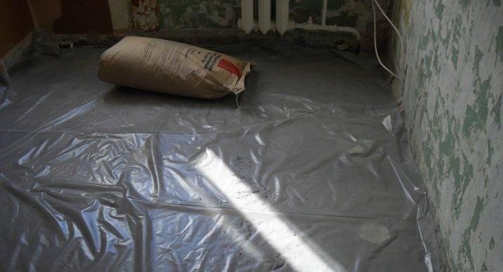 Что такое керамзитовая стяжка?