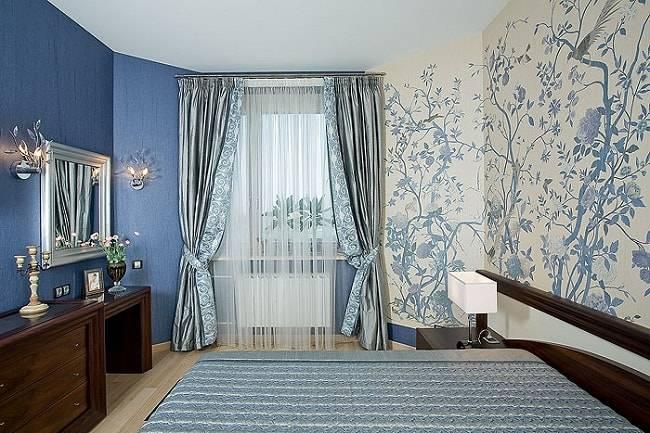 Обои или покраска стен что лучше? 30 фото что выбрать -  покрасить стены или поклеить обои в комнате, что дороже и практичнее для квартиры